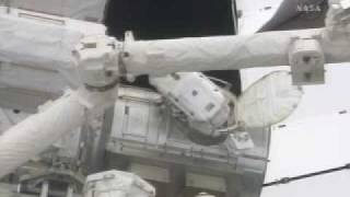STS-128: EVA#1 HIGHLIGHTS-part 2