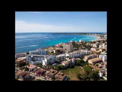 SPAIN Marins Playa Cala Millor Majorca