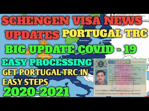 SCHENGEN VISA NEWS UPDATE | HOW TO APPLY FOR PORTUGAL TRC | EASY TO APPLY | CZECH REPUBLIC VISA