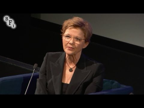 BFI Screen Talk: Annette Bening  BFI London Film Festival 2017