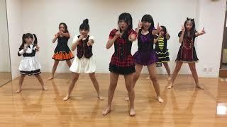 アイドルグループ ナナイロ☆ドロップスです! 逃げ恥ダンスをハロウィン...