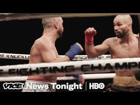 WATCH: BKFC on HBO's VICE News - Bare Knuckle Boxing Is Trying To Become The Next MMA