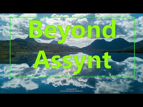Beyond Assynt
