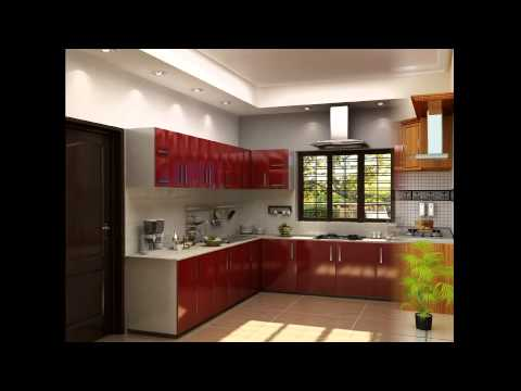 Kitchen gallery, Kerala House Plan, Kerala's No 1 House Planners - January 2013