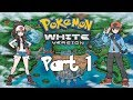 Let's Play! - Pokemon Black And White Episode 1: A Prequel To The Sequel