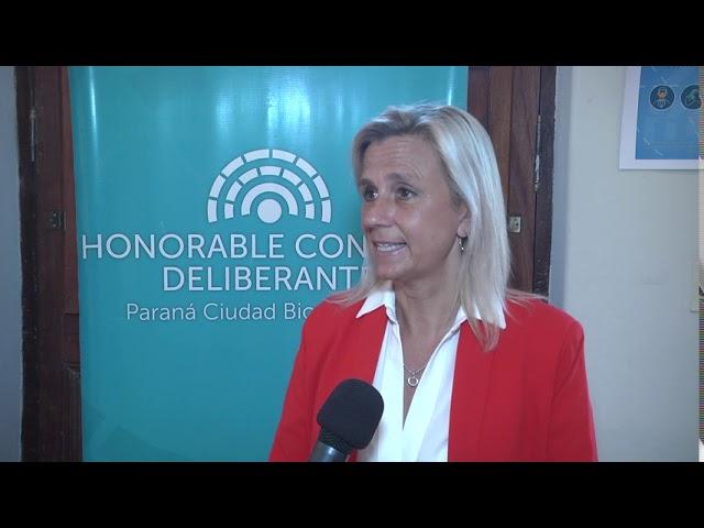 Marcia López asumió como Defensora del Pueblo