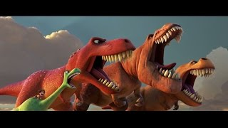 The Good Dinosaur - Trailer 2 (Nederlands ondertiteld)  - Disney•Pixar NL