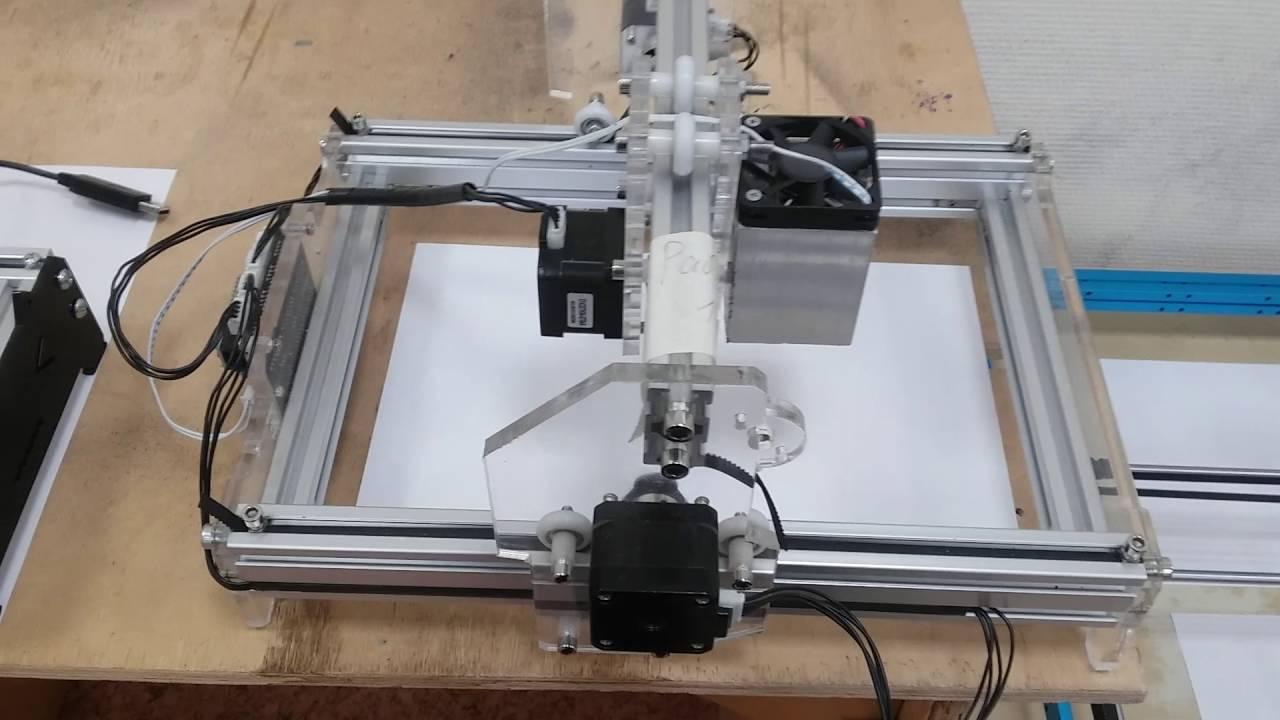 Качественный отрезной диск для гравера своими руками - YouTube