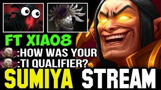 Sumiya Invoker vs Blademail SF 😏 ft xiao8 Funny Facecam Stream Moment #106