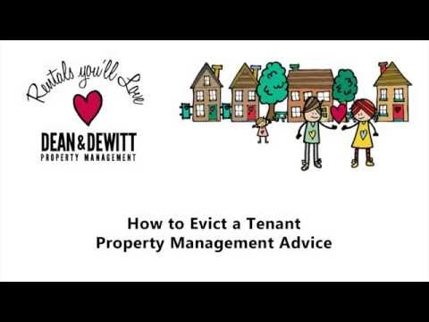 How to Evict a Tenant in St. Petersburg, FL – Property Management Advice