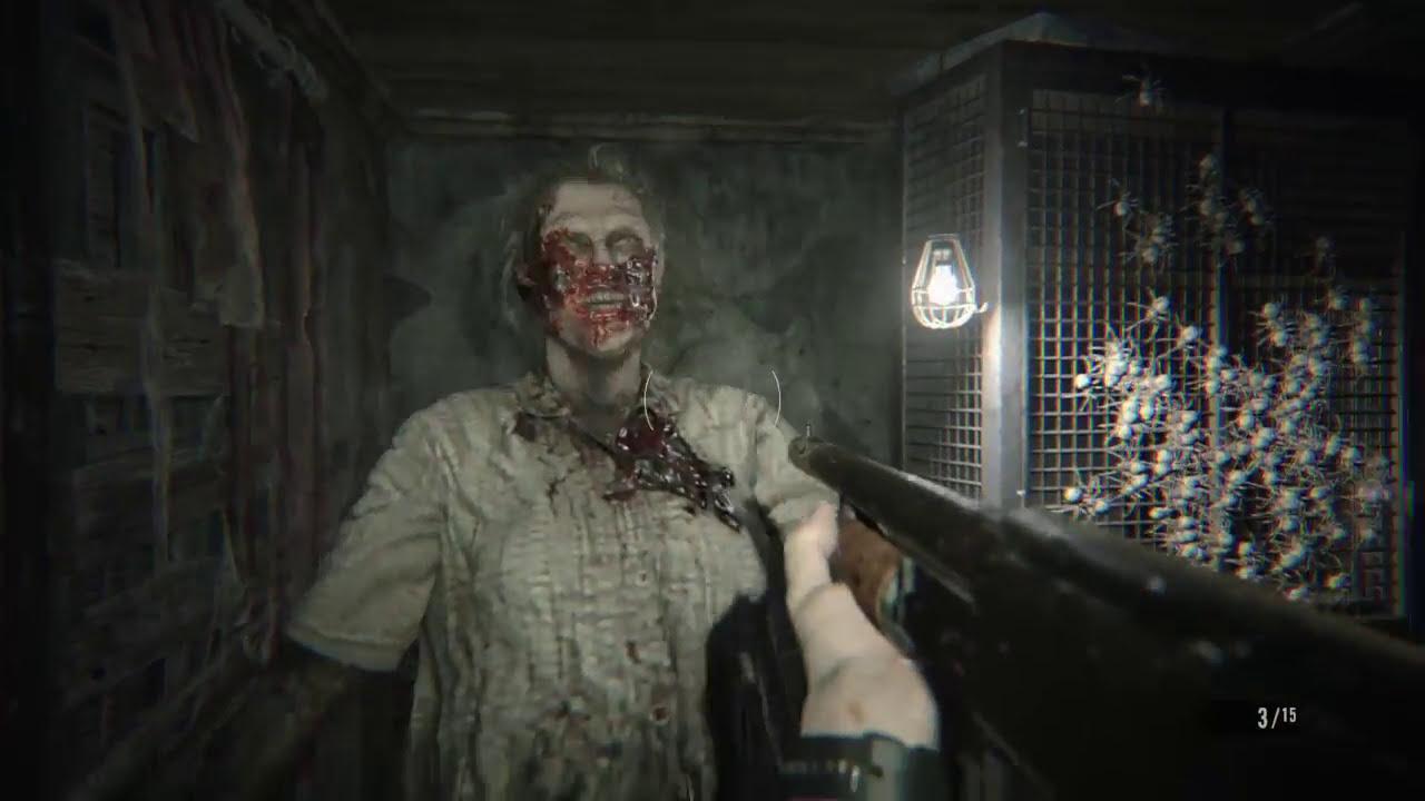 Resident Evil 7 Marguerite Chase Resident Evil 7