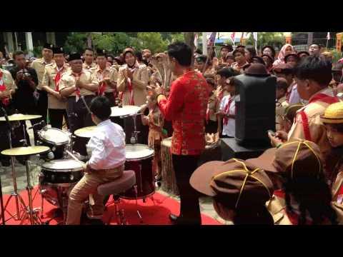 Jamrud - Selamat Ulang Tahun (Bupati Sampit) Drum cover Naufal Fayaadh
