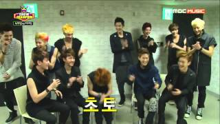 Download Lagu [HARD ENG SUB] 130612 Show Champion EXO Wolf VS Beauty Interview