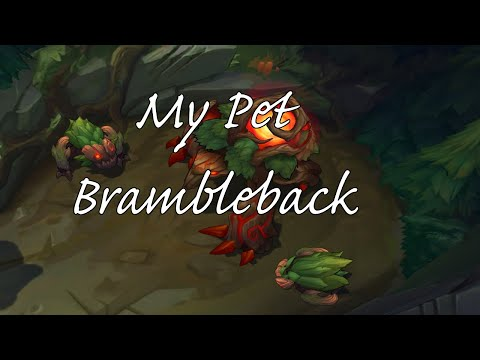 Pet Brambleback! Trap red buff forever.