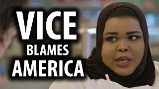 Vice Blames American Fast Food for Obesity in Kuwait
