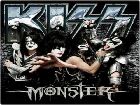 Monster Logo Wallpaper Hd Kiss Long Way Down Monster Album 2012 Youtube