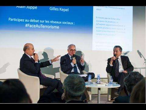 La France face au terrorisme avec Gilles Kepel et Alain Juppé