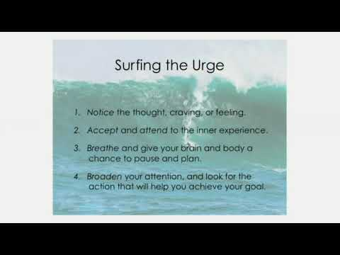 How to surf the urge