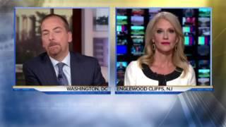Trump Sprecherin stellt Reporter Bloß