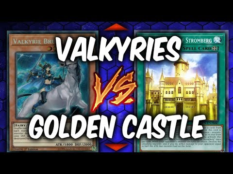 ZIGFRIED vs LEON - Who would win? (Yugioh Character Decks)