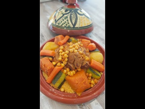 couscous-[tunisien]-sans-couscoussier
