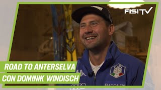 Road to Anterselva: Dominik Windisch