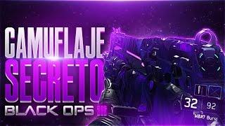 "Black Ops 3 ""MATERIA OSCURA"" EL CAMUFLAJE MAS ALTO!! CAMUFLAJE SECRETO (Dark Ops)"