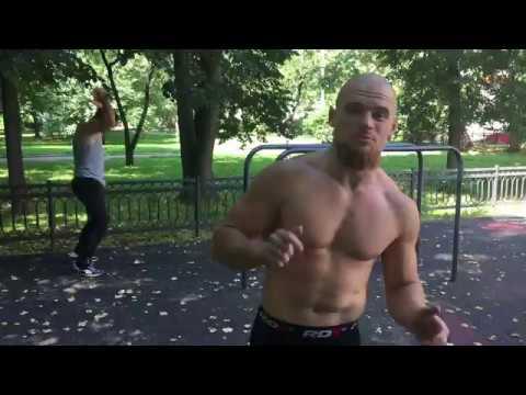 упражнение бурпи видео