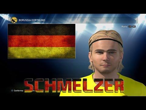 Pes 2015 Edit Face + Stats Schmelzer