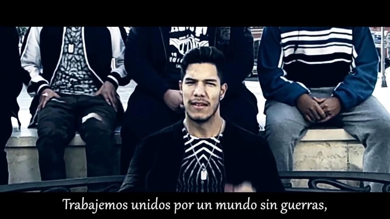 Download Chande Jr Bertocchi Baena Ameno  Julyan   Gaona por la Paz Official Videodescargaryoutube com