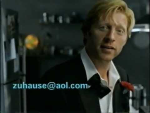 Boris Becker Werbung