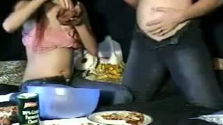 Repeat youtube video Belly stuffing contest