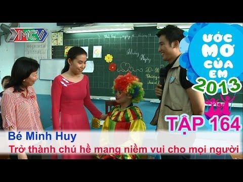 Làm búp bê tặng cho dì - Phan Ngọc Yến Vy | ƯỚC MƠ CỦA EM | Tập 164