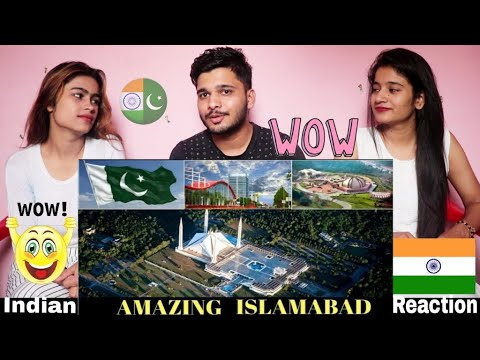 Indian Reacts To Amazing Aerial View Of Islamabad | World's Most Beautiful Capital