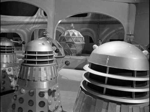 Century 21 Production's Present's The Daleks