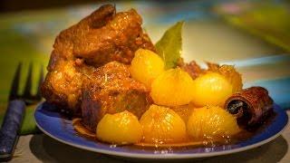 Στιφάδο με κρέας, πεντανόστιμο, ελαφρύ και πανεύκολο