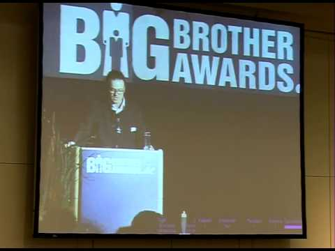 22C3 - Big brother awards