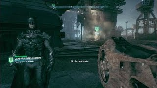 Batman Arkham Knight - Gameplay en español - Capítulo 9 - HD 720p | Riddler y sus juegos sicologicos