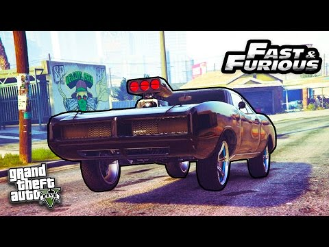 GTA 5 Online FAST AND THE FURIOUS Special #2! GTA 5 Stunts, Jumps & EPIC Racing! (GTA 5 PC Gameplay)