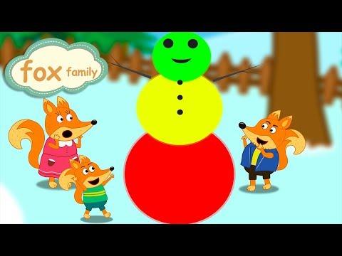 Fox Family en Español Capitulos Completos nuevos | Familia de fox para niños #138