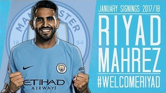 BREAKING: Manchester City Bid £65M + A Player For Riyad Mahrez! | Transfer Talk