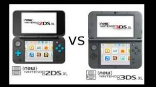 Analisis New 2ds xl ¿ Cual comprar New 2ds xl vs 3ds xl?