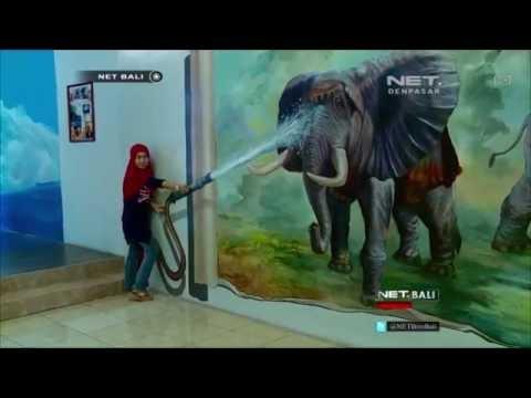 NET. BALI - MUSEUM 3D ART BALI