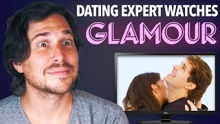 Dating Expert Reacts to DAVID DOBRIK + NATALIE NOEL on GLAMOUR