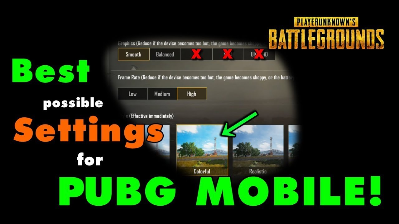pubg mobile emulator nvidia settings