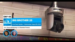 Big Brother 23 Day 43 Live Feed Update