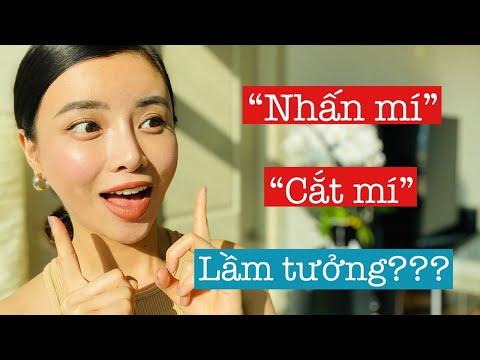 Nhấn Mí Hay Cắt Mí - Mắt To Tròn và Lầm Tưởng | Rin Nguyen Phẫu Thuật Thẩm Mỹ Tips