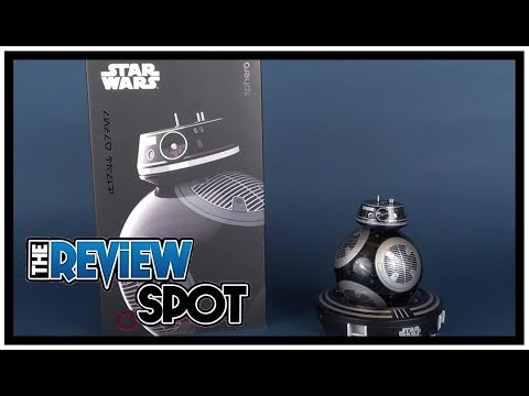Toy Spot | Sphero Star Wars BB-9E App Enabled Droid