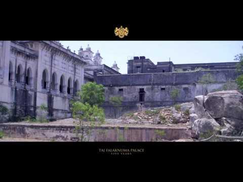 Five Years | Taj Falaknuma Palace