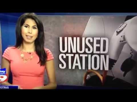 Students: Not enough charging stations at USF (Bay News 9 Story)